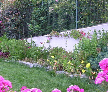 primavera giardino lavori